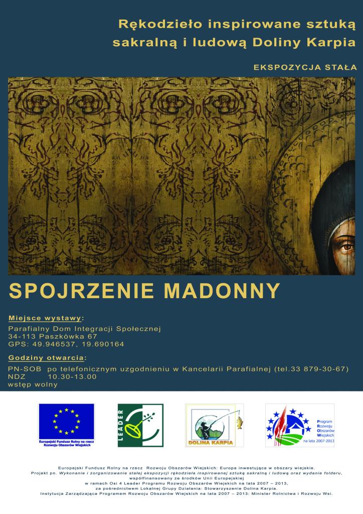 plakat_Spojrzenie_Madonny