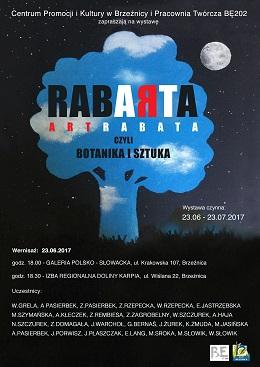"Wystawa ""RabARTa"""